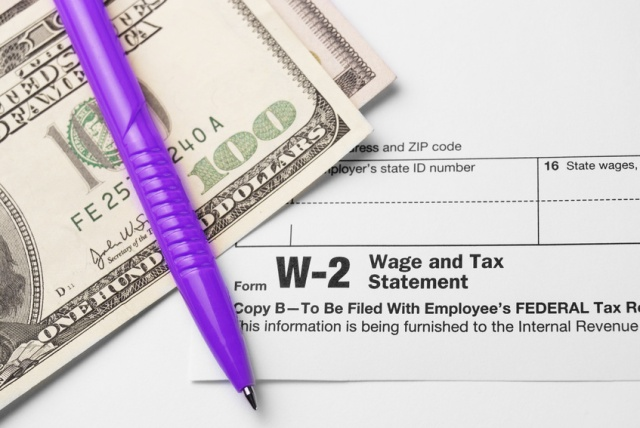 Form W-2 Wage and Tax Statement